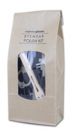 Eyewear polish kit