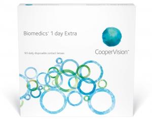 Biomedics-1-day-extra-90ct-carton front