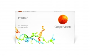 Proclear sphere 6ct branded carton frontfacing