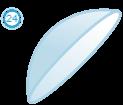 Silicone hydrogel lenzen