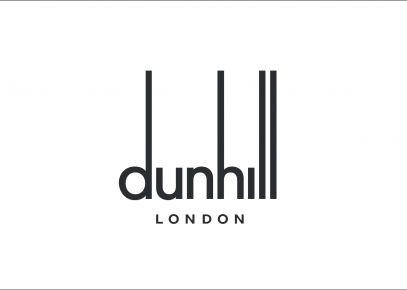 Dunhill-logo black
